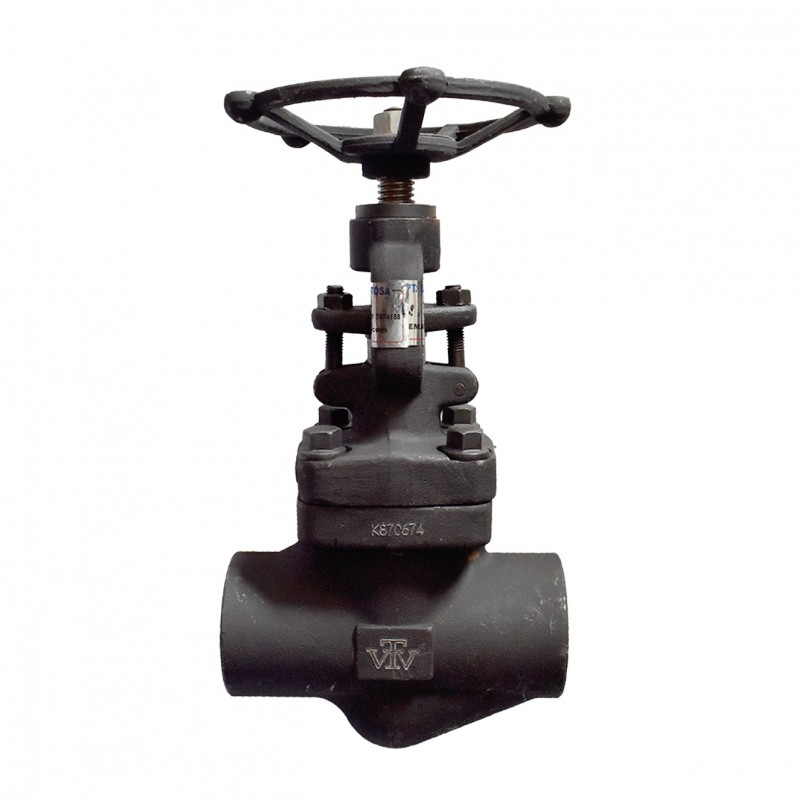 VTV Globe valve, Forged steel , Socket Welded, Class 1500, 2""