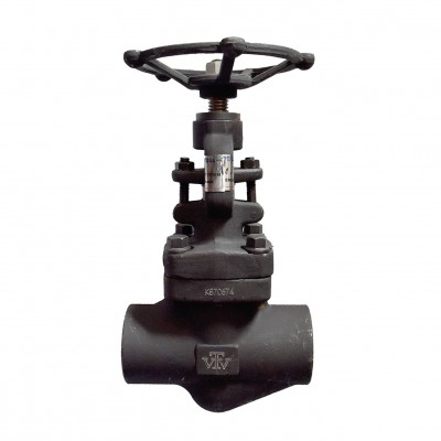 VTV Globe valve, Forged steel , Socket Welded, Class 1500, 0.75""