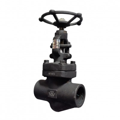 VTV Globe valve, Forged Steel , Socket Welded, Class 800, 0,75""