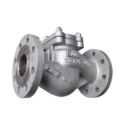 VTV Lift Check Valve, Cast Steel, PN 40, 4""