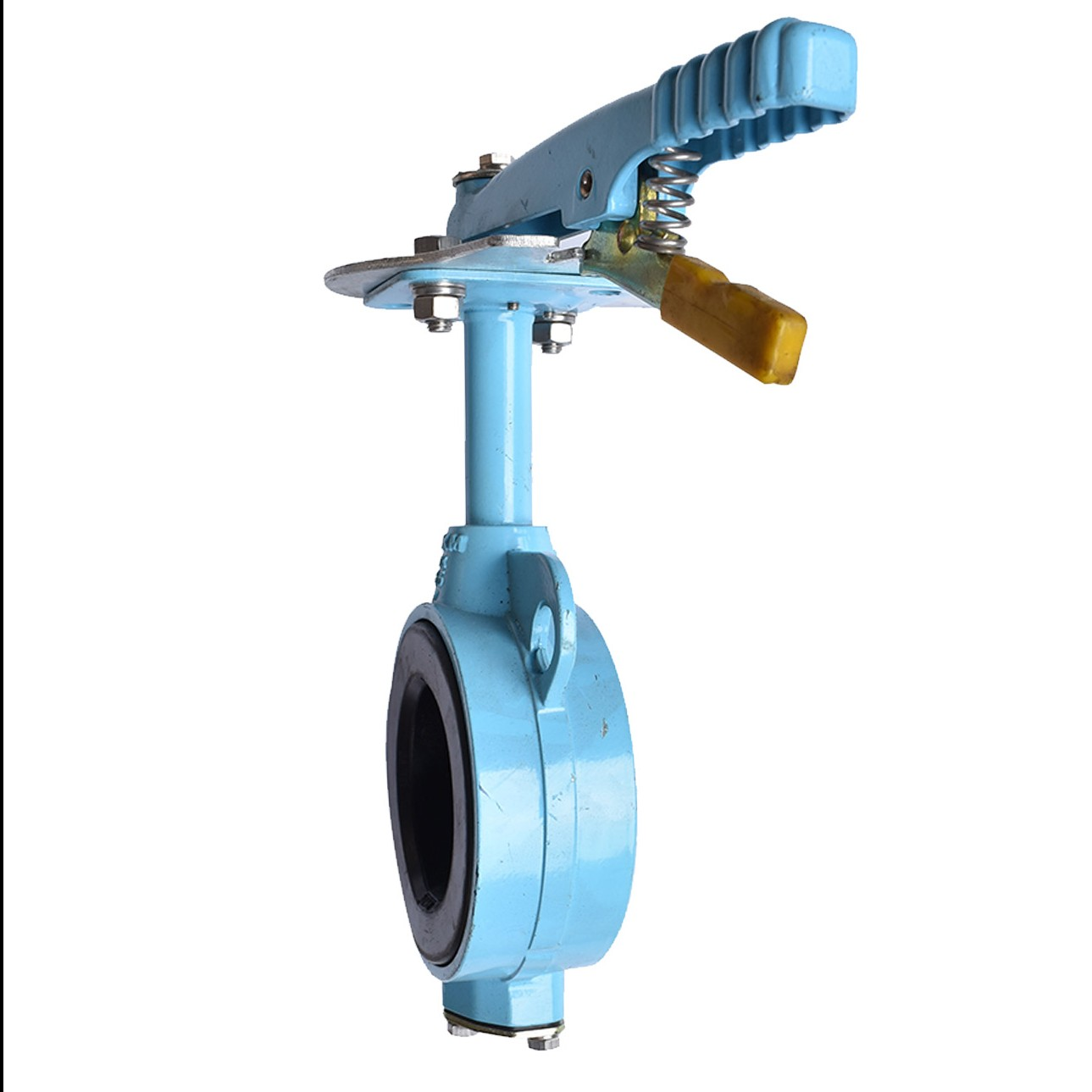 """OVER STOCK Butterfly Valve OKM Gear ADC12 Fig 602 Seat EPDM, 8"""""""