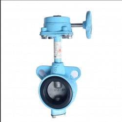 OVER STOCK Butterfly Valve OKM Gear ADC12 Fig 602, 8""