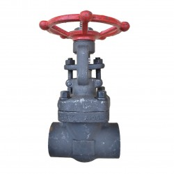 VTV Forged Steel Gate Valve Con. Socket Welded Class 1500, 3/4""