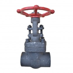 VTV Gate Valve Forged Steel,Socket Welded Class 800, 1.5""